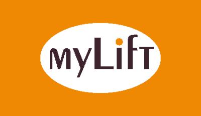 Logo Mylift PMS144